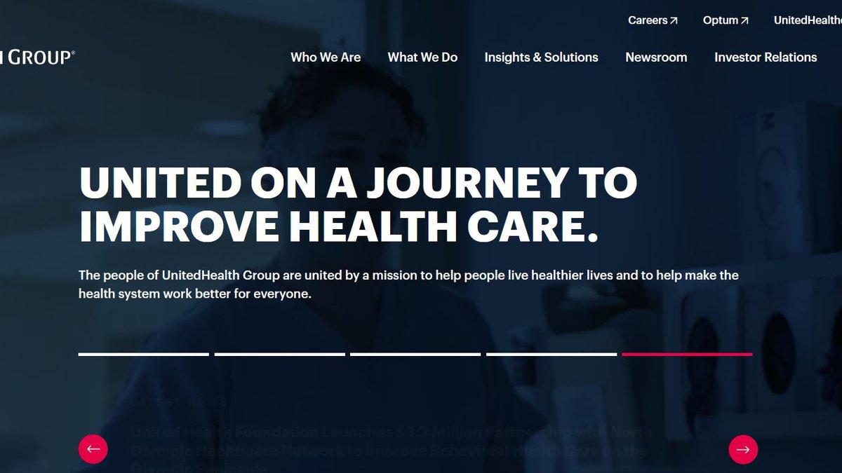 NC patients take on major insurance company, sue UnitedHealth Group
