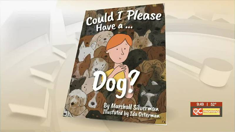 'Could I Please Have a Dog?' author talks book's inspiration