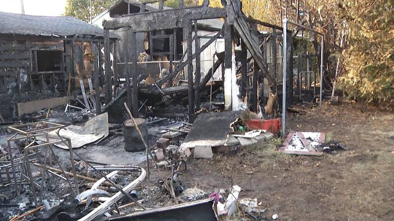 Police say they are investigating what they suspect is an arson in Manitowoc.