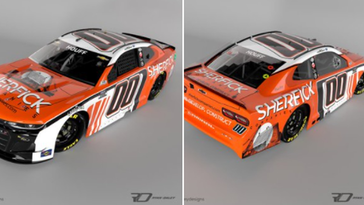 StarCom Racing is eager to hit the brick with the black and orange 00 Chevy on Sunday, August 15.