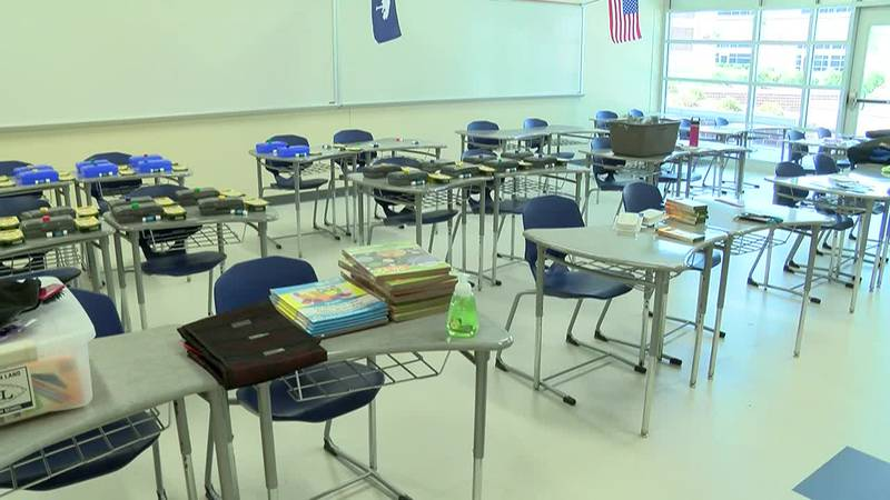 On Thursday, August 12th, a 16-year-old from Andrew Jackson High School died from COVID-19....