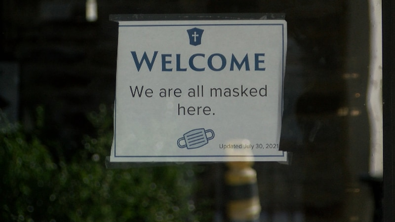 Myers Park United Methodist Church already requires masks.