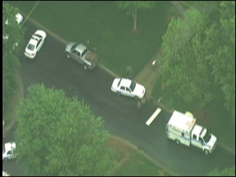 Barber was shot and killed while walking on Mullens Ford Road in south Charlotte Friday morning.
