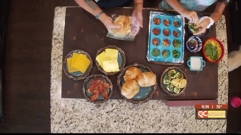 Easy Breakfast Items From The Freezer