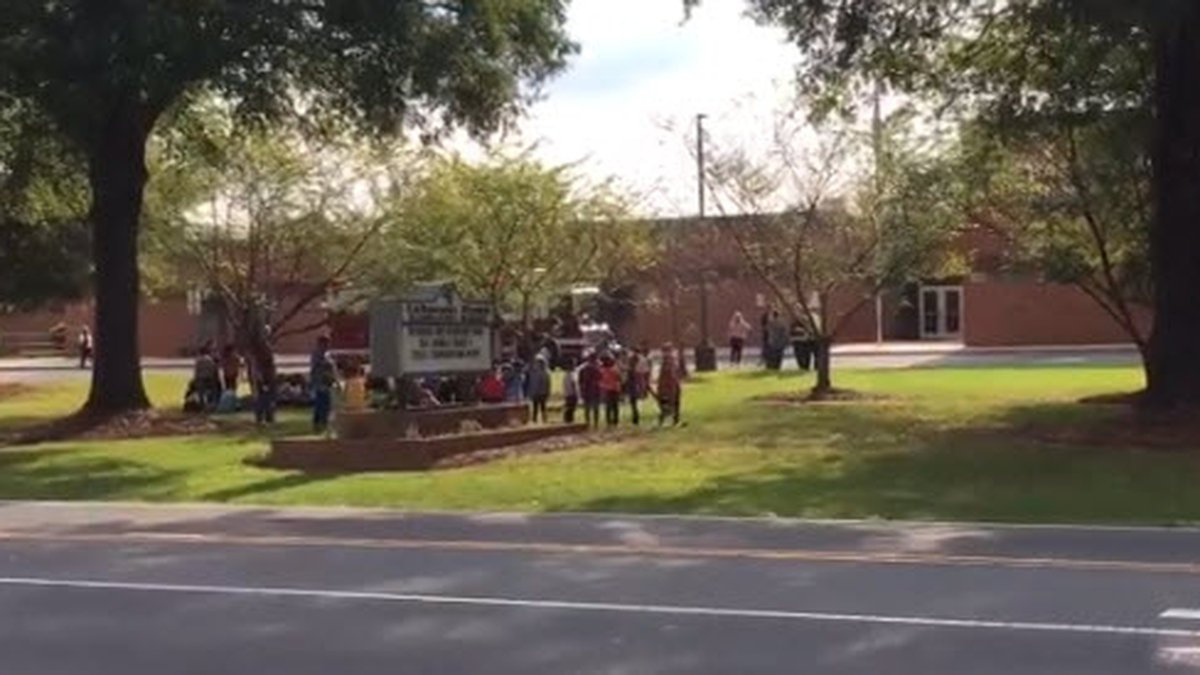 Lebanon Road Elementary School was evacuated for a short time on Tuesday, Sept. 17 due to an...