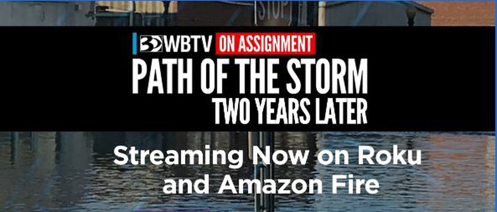 Path of the Storm Now Streaming