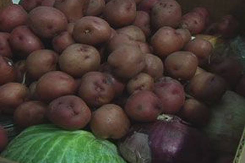 A food distribution event is happening Friday in Union County.