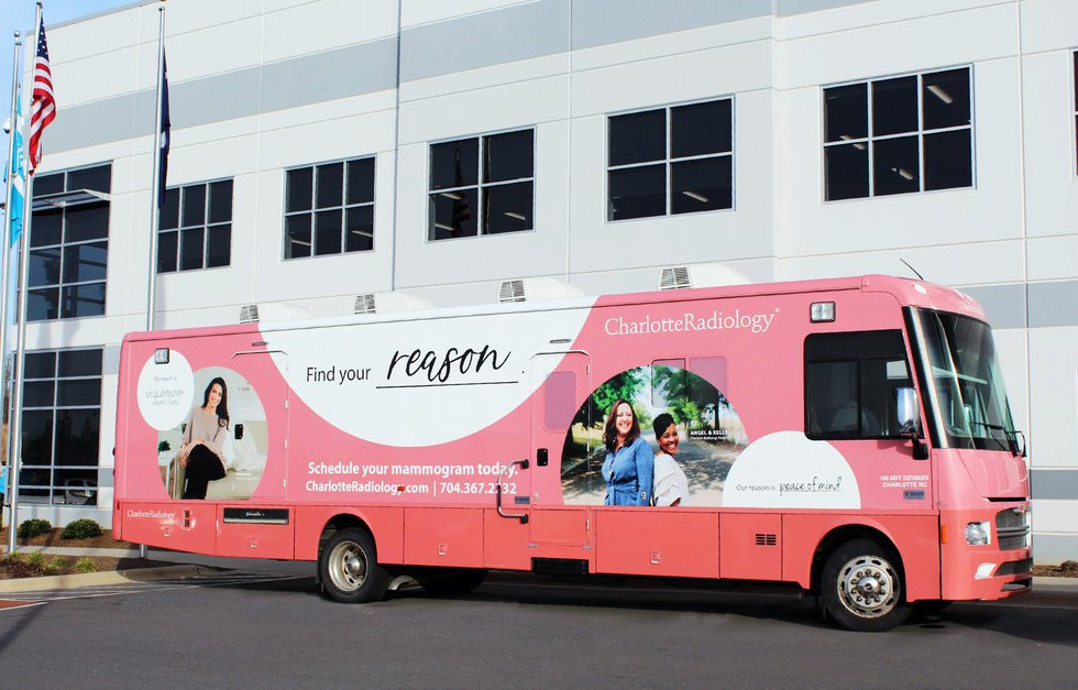 WBTV is partnering with Levine Cancer Institute (LCI): Project PINK and Charlotte Radiology to...