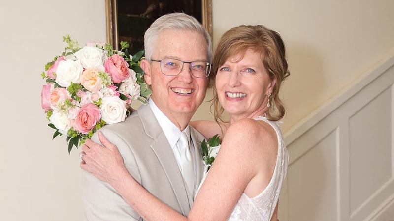 John Carter and Jackie Blair get married in Charlotte