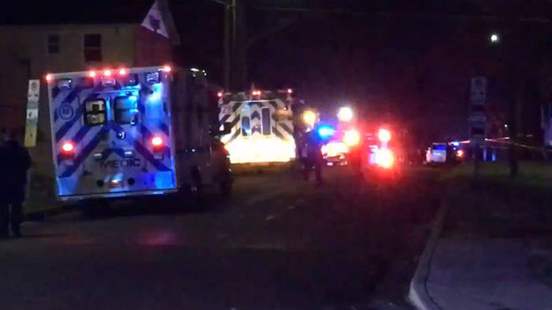 One person was killed and another injured in shooting on Wynbrook Way in north Charlotte on...
