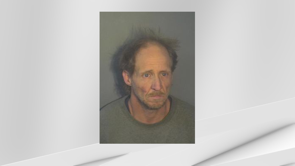 The driver, identified as 47-year-old Steven Alford from Roundhill, eventually pulled over...