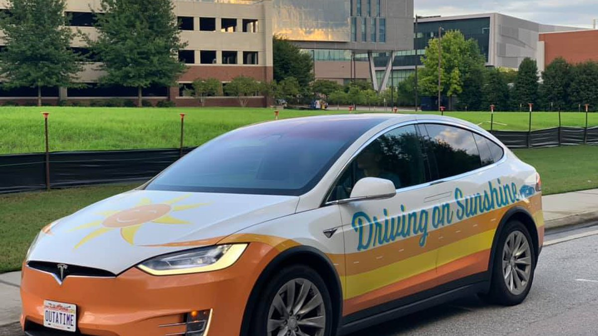 The public can come check out a variety of electric vehicles in person (COVID-safe protocols in...