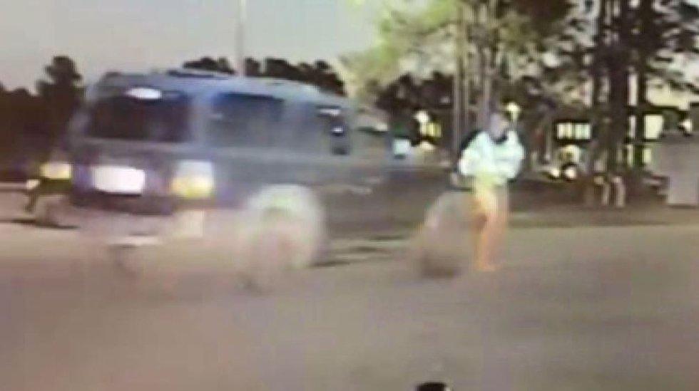 Last week, a Kershaw County deputy was struck by a vehicle at a school crossing. Deputies say...