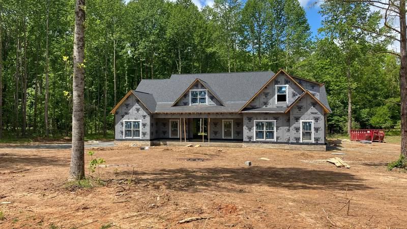 Construction crews tackle changes to make progress on our St. Jude Dream Home