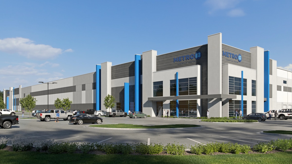 The firm plans to construct a new 755,928 square foot Class A speculative development.