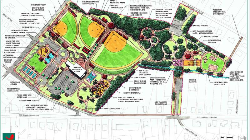 New master plan will guide forthcoming park renovations and enhancements