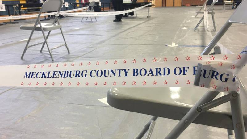 Mecklenburg County Voting