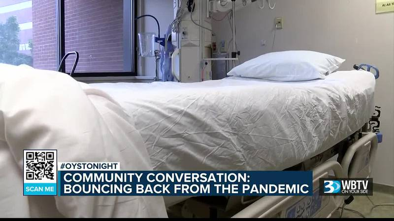 Community Conversation: Bouncing back from the pandemic