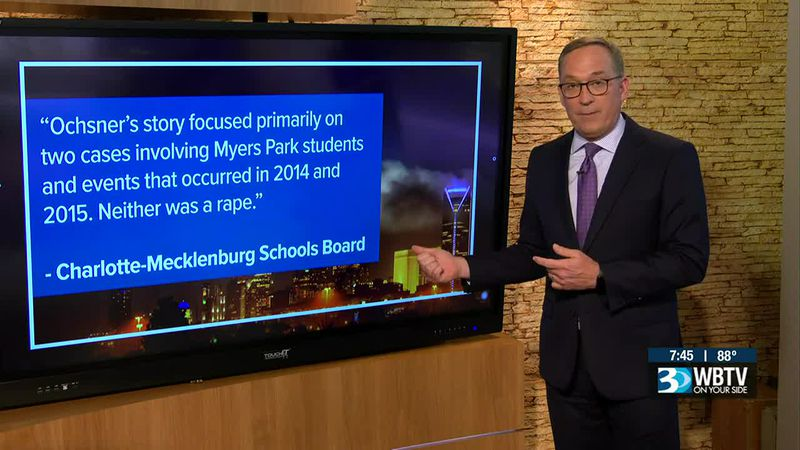 CMS Board issues, deletes statement after WBTV investigation