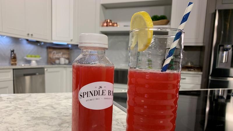 Spindle Bar makes a Super Bowl punch