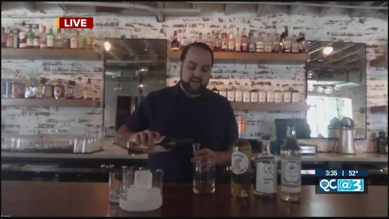Try an infused spirit from Lincoln Street Kitchen & Cocktails for St. Patrick's Day