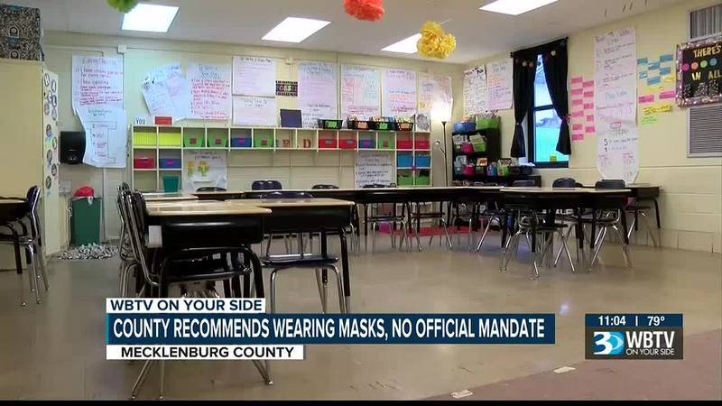 'Not ready to issue a mandate': Mecklenburg Co. health leaders still urge mask-wearing...