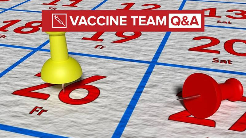 VACCINE TEAM: Is it ok to wait longer than 3-4 weeks to get your second shot?