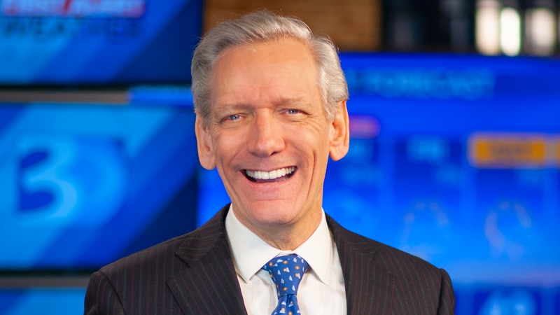 Eric Thomas will retire at the end of 2021 after 33 years at WBTV.