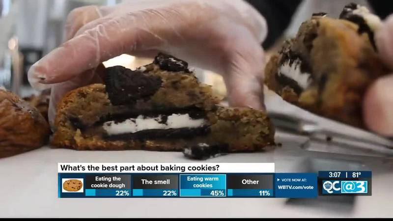 Ashworth's Cookies Packs Treats With Sweet Ingredients