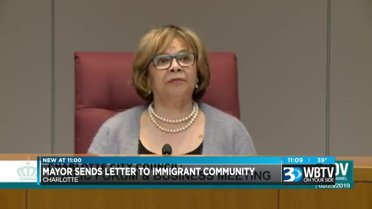 After criticism, Charlotte?s mayor issues letter to immigrants on edge over ICE raids