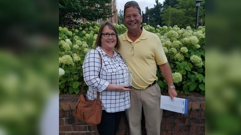 George and Michelle Ligon, the husband and wife who were killed in a mass shooting in Watauga...