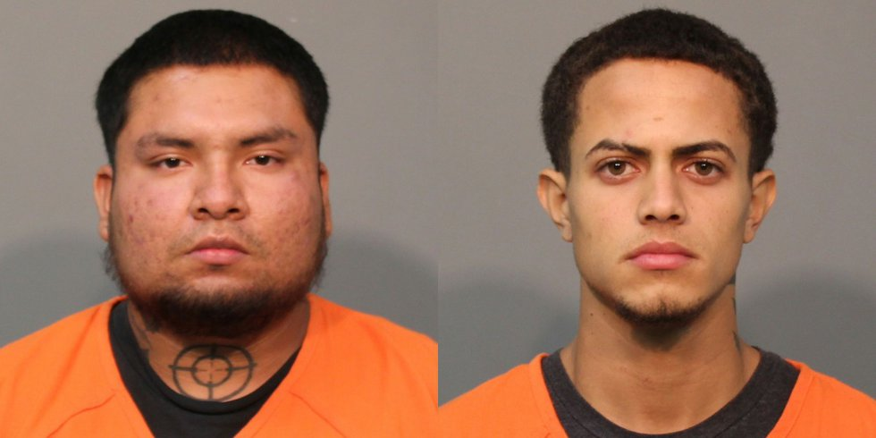 CMPD detectives charged Sammy Garcia and Javier Lee Martinez-Hernandez with attempted murder,...