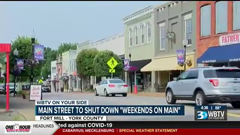 Fort Mill: Weekends on Main