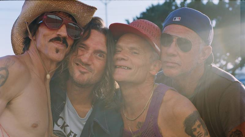 Red Hot Chili Peppers will be performing their career-spanning hits as well as new music from...